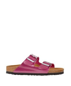 BIRKENSTOCK Women Flip Flops 1012967 ARIZONA BF, Electric Metallic Magenta 79.99 4