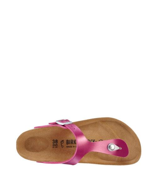 BIRKENSTOCK Women Flip Flops 1012979 GIZEH BF,Electric Metallic Magenta 79.99 2