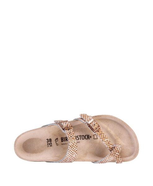 BIRKENSTOCK Women Flip Flops 1012867 MAYARI NL, Mermaid Cream 89.99 1