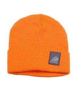 DIDRIKSONS Unisex Knitted Beanie Floro, Bright Orange 34.99