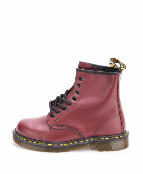 DR MARTENS Unisex Ankle Boots 1460 10072600, Red 189.99