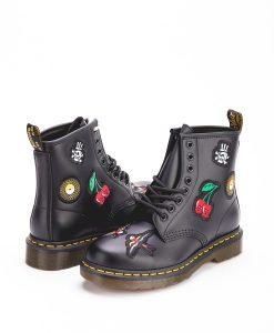 DR MARTENS Unisex Ankle Boots 1460 PATCH 24436001, Black 189.99 1