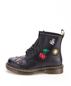 DR MARTENS Unisex Ankle Boots 1460 PATCH 24436001, Black 189.99