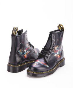 DR MARTENS Unisex Ankle Boots 1460 RG EYE 24785102, Black 189.99 1