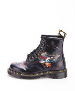 DR MARTENS Unisex Ankle Boots 1460 RG EYE 24785102, Black 189.99