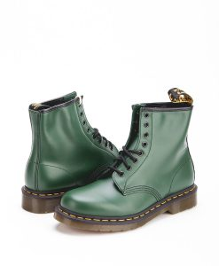 DR MARTENS Women Ankle Boots 1460 11822207, Green 189.99 1