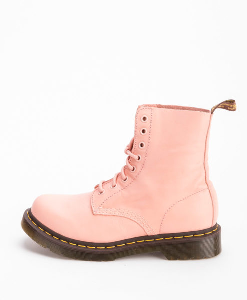 DR MARTENS Women Ankle Boots 1460 24482672 PASCAL, Salamon Pink
