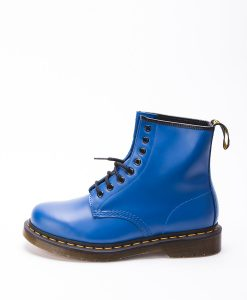 DR MARTENS Women Ankle Boots 1460 24614400, Blue 189.99
