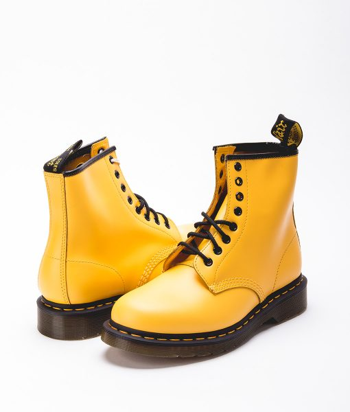 DR MARTENS Women Ankle Boots 1460 24614700, Yellow 189.99 1