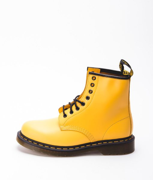 DR MARTENS Women Ankle Boots 1460 24614700, Yellow 189.99
