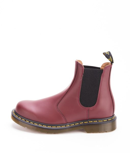 DR MARTENS Women Chelsea Boots 2976 22227600, Cherry Red 189.99