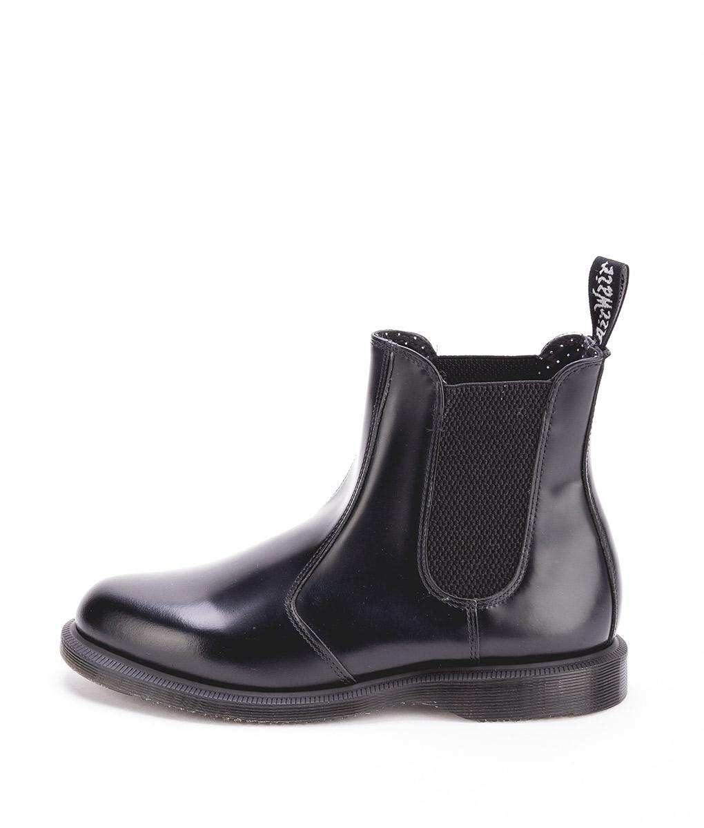 de0cf1a5a31 DR MARTENS Women Chelsea Boots FLORA 14649001, Black