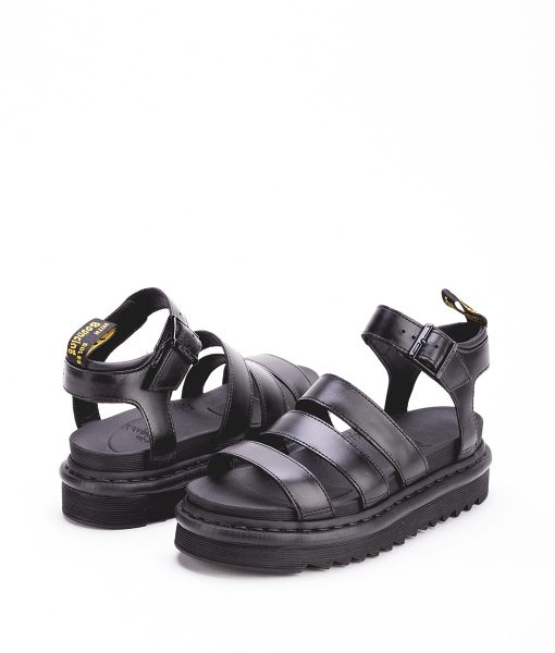 DR MARTENS Women Sandals BLAIRE 24191001, Black 164.99 1