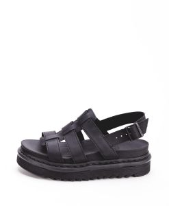 DR MARTENS Women Sandals YELENA 23800001, Black 124.99