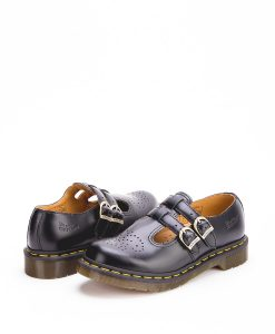 DR MARTENS Women Shoes 8065 MARY JANE 12916001, Black 174.99 1