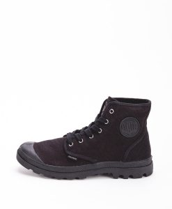 PALLADIUM Men Sneakers 2352 PAMPA HI, Black 74.99