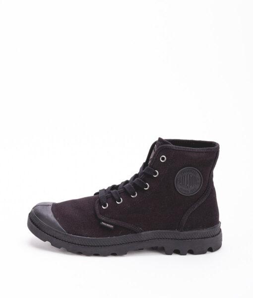 PALLADIUM Men Sneakers 2352 PAMPA HI, Black 74.99