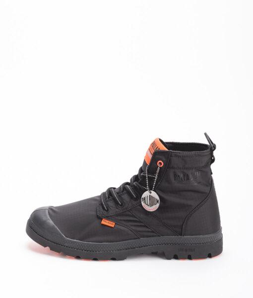 PALLADIUM Men Sneakers 76194 PAMPA LITE+, Black 129.99