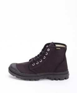PALLADIUM Unisex Sneakers 75349 PAMPA HI ORIGINALE, Black 79.99