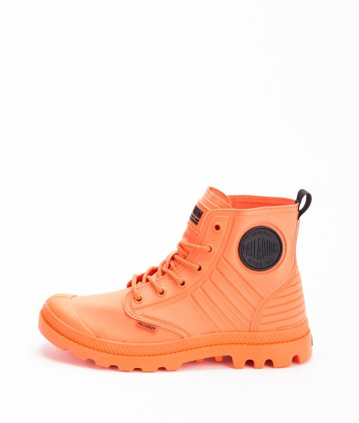 PALLADIUM Unisex Sneakers 75988 PAMPA APHIBIAN TEXTILE, Firecracker Black 99.99