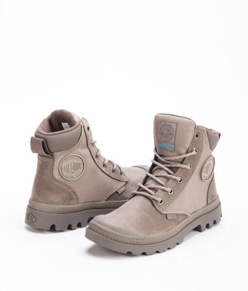 PALLADIUM Women Sneakers 73234 PAMPA SPORT CUFF WPN, Fallen Rock Bungee 129.99 1