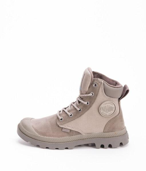 PALLADIUM Women Sneakers 73234 PAMPA SPORT CUFF WPN, Fallen Rock Bungee 129.99