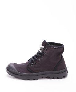 PALLADIUM Women Sneakers 75554 PAMPA HI ORIGINALE, Black 79.99