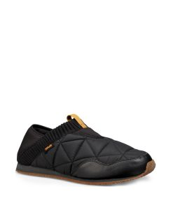TEVA Unisex Sneakers EMBER MOC, Black 1