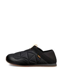 TEVA Unisex Sneakers EMBER MOC, Black