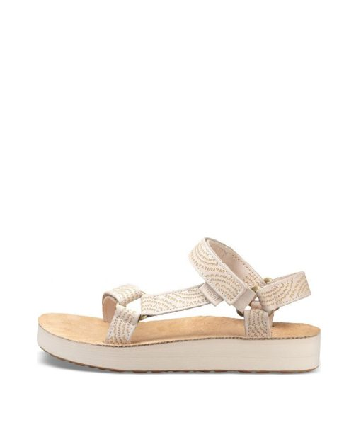 TEVA Women Sandals MIDFORM UNIVERSAL GEOMETRIC, Birch