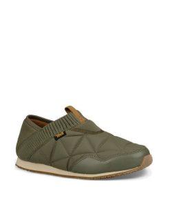 TEVA Women Sneakers EMBER MOC, Olive 1