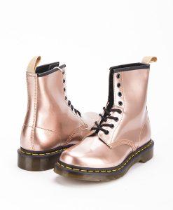 DR MARTENS Women Ankle Boots 1460 24865716 VEGAN, Rose Gold 189.99 1