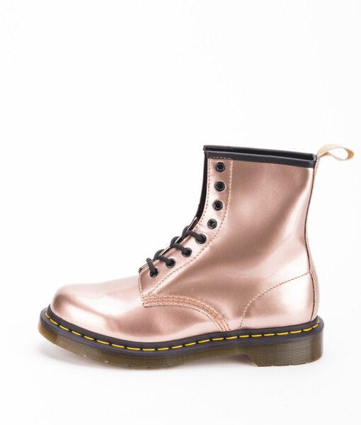 DR MARTENS Women Ankle Boots 1460 24865716 VEGAN, Rose Gold 189.99
