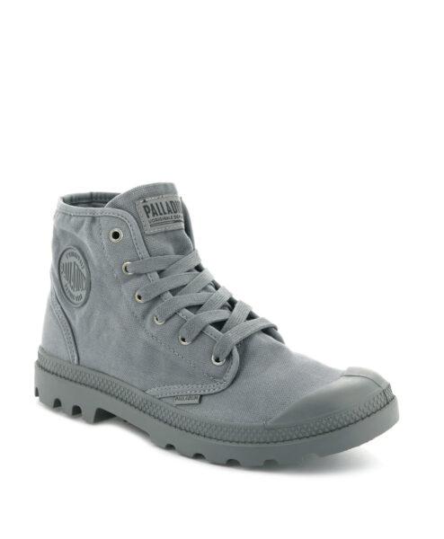 PALLADIUM Men Sneakers 02352 PAMPA HI, Titanum 74.99