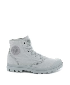 PALLADIUM Men Sneakers 02352 PAMPA HI, Vapor 74.99