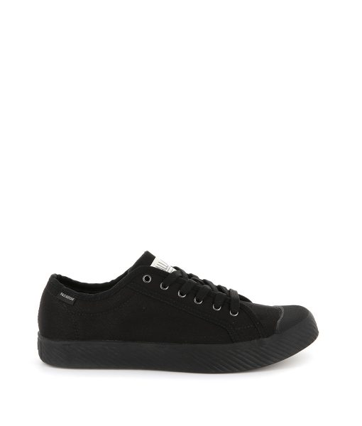 PALLADIUM Women Sneakers 75733 PALLAPHOENIX OG CVS, Black 64.99