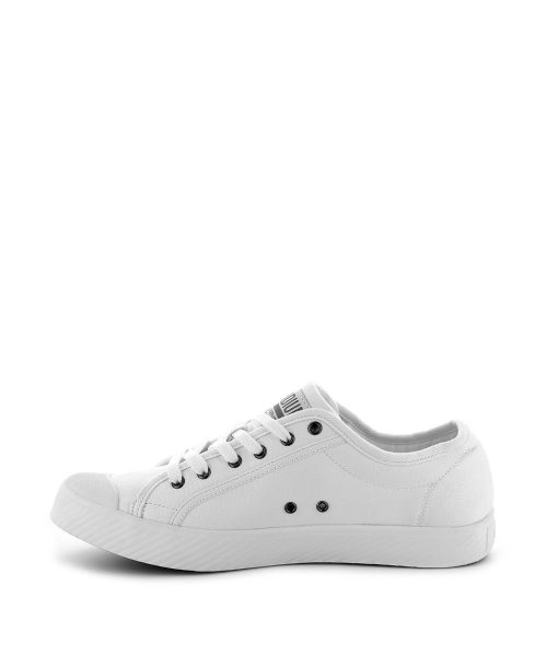 PALLADIUM Women Sneakers 75733 PALLAPHOENIX OG CVS, White 64.99 1
