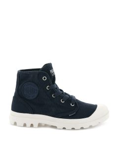PALLADIUM Women Sneakers 92352 PAMPA HI, Mood Indigo 74.99