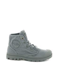 PALLADIUM Women Sneakers 92352 PAMPA HI, Titanum 74.99