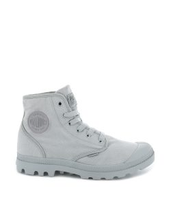 PALLADIUM Women Sneakers 92352 PAMPA HI, Vapor 74.99