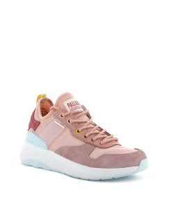 PALLADIUM Women Sneakers 95990 AX EON ARMY RUNNER, Peach Pearl 99.99
