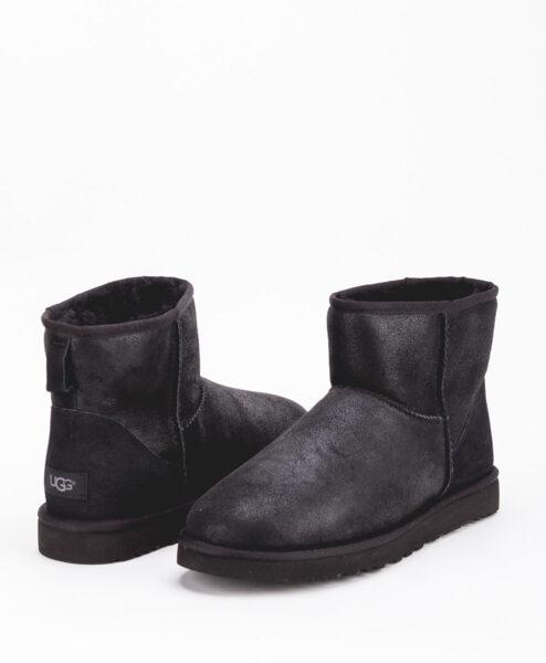 UGG Men Ankle Boots 1007307 CLASSIC MINI BOMBER, Jacket Black 229.99 1