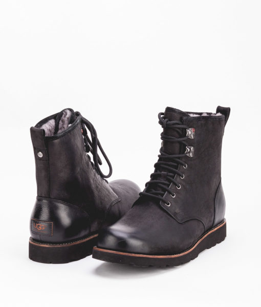 UGG Men Ankle Boots 1008139 HANNEN TL, Black 339.99 1