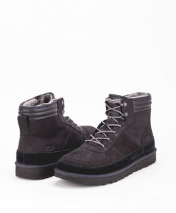 UGG Men Ankle Boots 1097089 HIGHLAND SPORT, Black 249.99 1