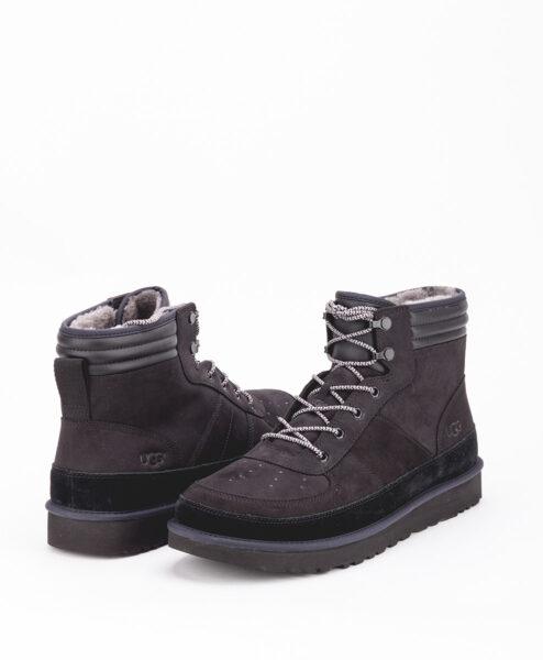 UGG Men Ankle Boots 1097089 HIGHLAND SPORT, Black 249.99 1