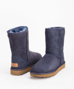 UGG Women Ankle Boots 1016223 CLASSIC SHORT II, Navy 249.99 1