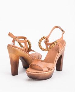 UGG Women High Heel Sandals 1003022 NAIMA, Natural 244.99 1
