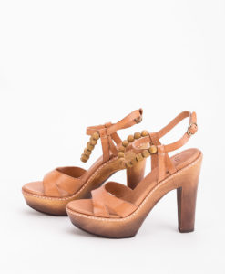 UGG Women High Heel Sandals 1003022 NAIMA, Natural 244.99 2
