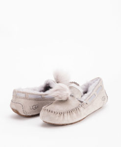 9627180b833 UGG Women Mocasins 1019015 DAKOTA POM POM, Seal