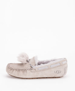 UGG Women Mocasins 1019015 DAKOTA POM POM, Seal 159.99